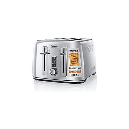 Breville 4-Slice Bread Toaster, 2000W